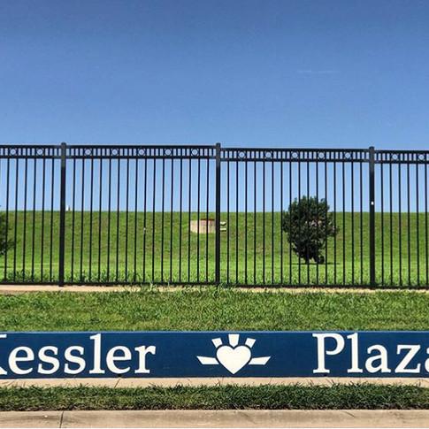 Kessler Plaza Mural