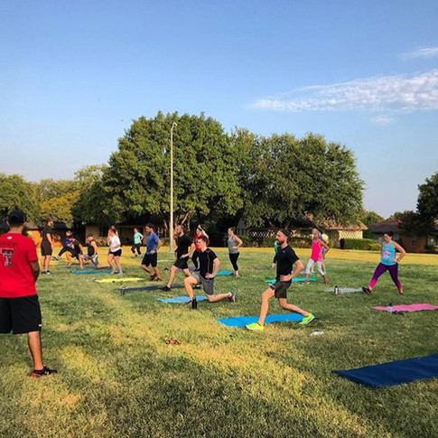 Oakfit Boot Camp at Moss Park 2018