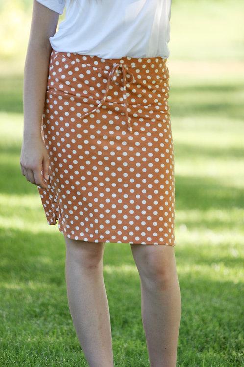 The Pitter Patter-n Skirt