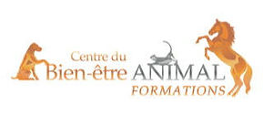 Logo Centre du bien-être Animal Formations