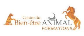 Logo Centre du bien-être Animal Formations