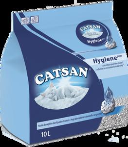 Litière minérale non agglomérante CATSAN