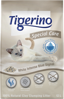 Litière silice TIGERINO Special Care