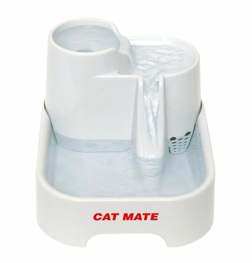 Fontaine à eau Cascade Cat Mate