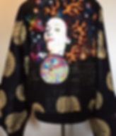 Alma Ha'rel portrait art kimono