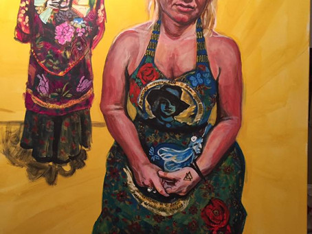Guest Blog number 3 : Dannie-Lu Carr