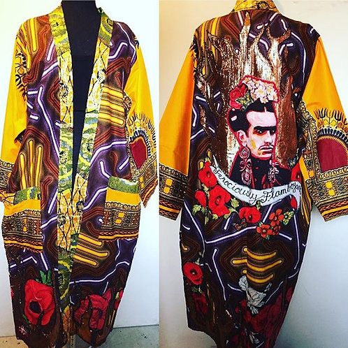 Ferociously Flamboyant Frida