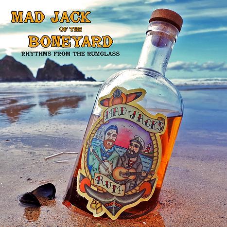 Mad Jack Of The Boneyard - Rhythms From