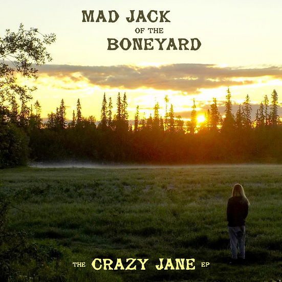 The Crazy Jane EP (MP3 Download)