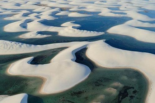Delta do Parnaíba + Praias de Luis Correia