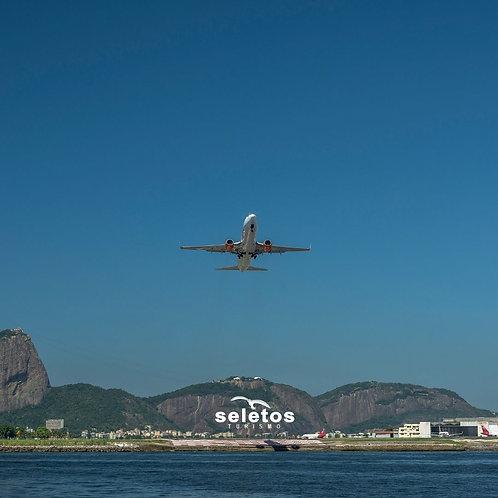 Transfer do Aeroporto Santos Dumont / Tour um dia no Rio