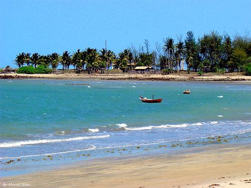 Praia da Atalaia + Praia do Coqueiro + Praia do Macapá