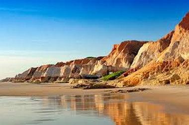Jericoacoara + Canoa Quebrada + Morro Branco + Praia das Fontes