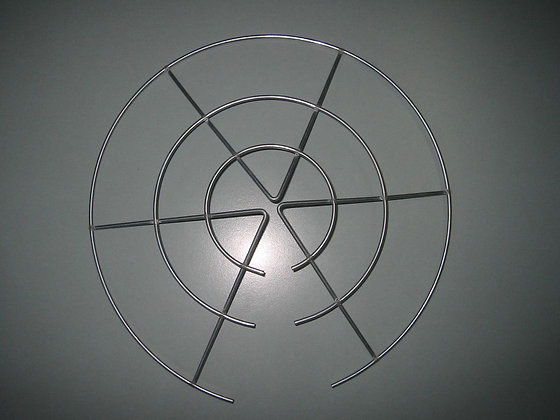 Protezione per plafoniera I.R.