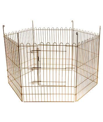 Recinto 85cm per cuccioli, cani e gatti