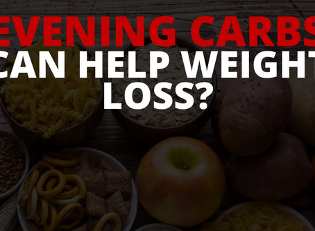 How evening carbs can help you lose weight