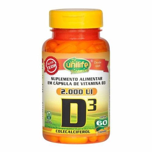 Vitamina D3 Unilife