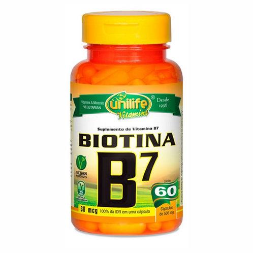 Biotina B7 Unilife