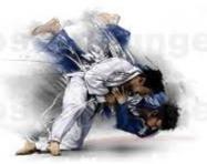 Gezamenlijke training Judo en Jiu-Jitsu