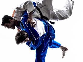 Kata- Technische training Judo