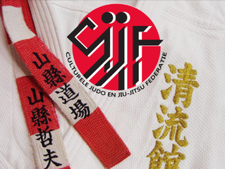 Nieuwe website CJJF Budo online