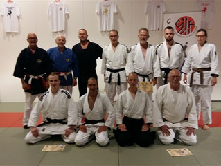 CJJF Dan Graad Examens Jiu-Jitsu