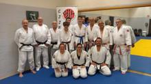 Eerste CJJF-Budo kata, technische         en examentraining judo 2020