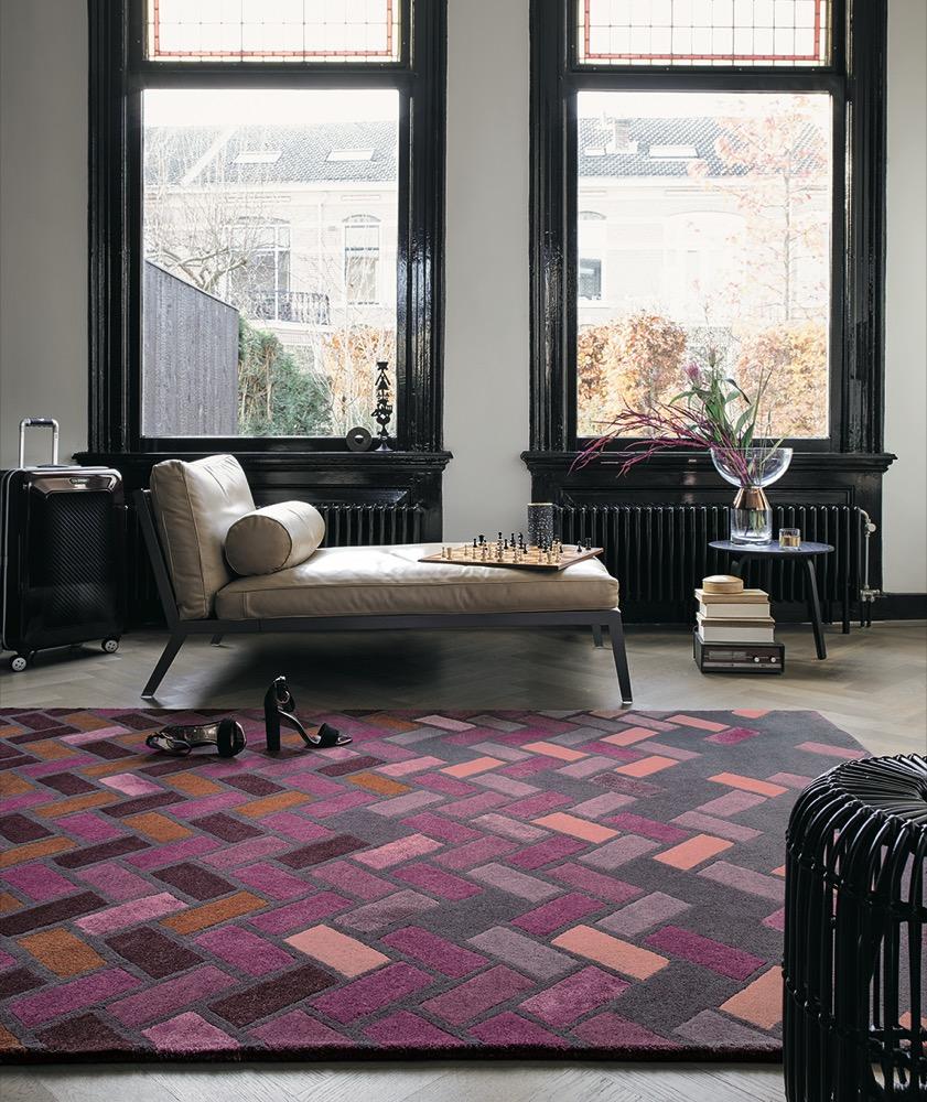 TED BAKER Agave deep purple 57105 SFEER