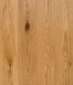 WALNUT STAINED OAK BRUSHED & OILED