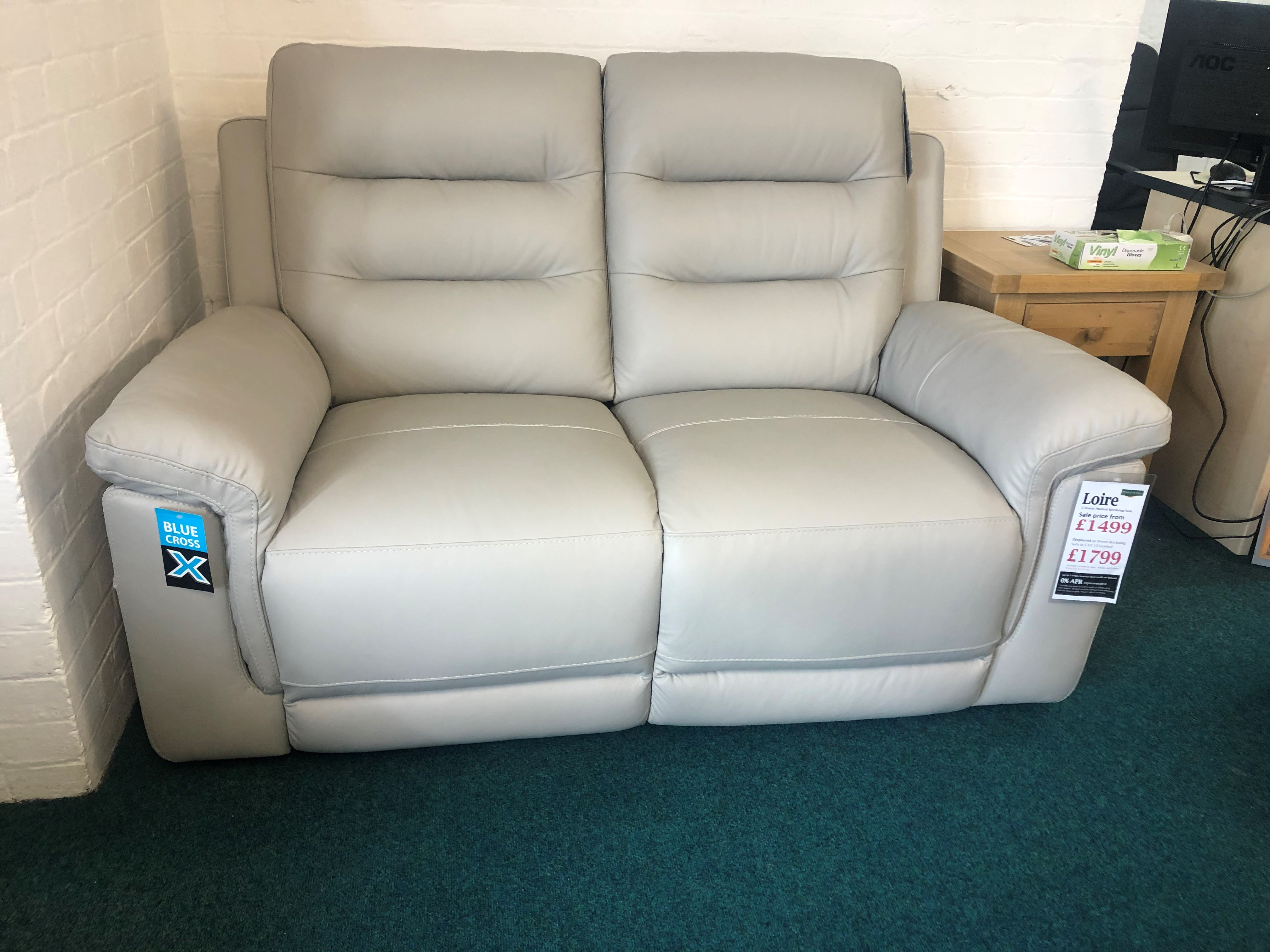 Loire 2 Seater Sofa