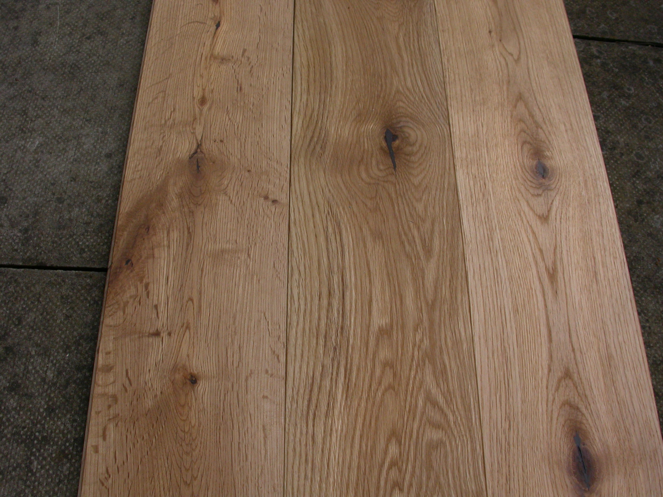 OAK RUSTIC OILED 150