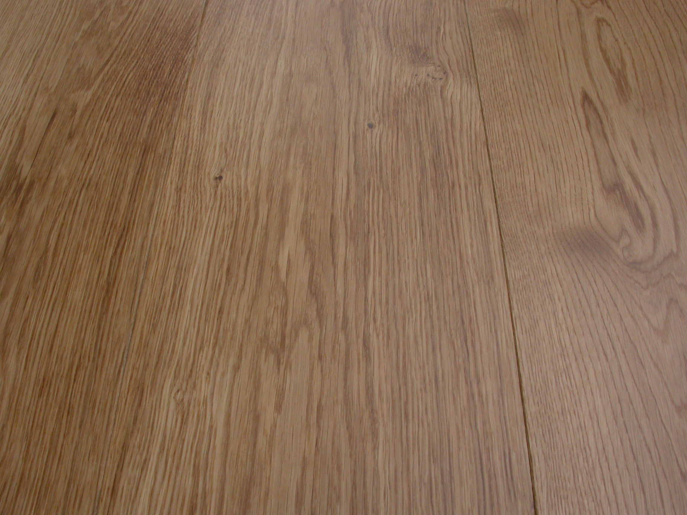 OAK NATURAL LACQUERED