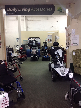 Scooters Wheelchairs Mobility Lift & Rise Recliners Adjustable Beds Hastings St Leonards