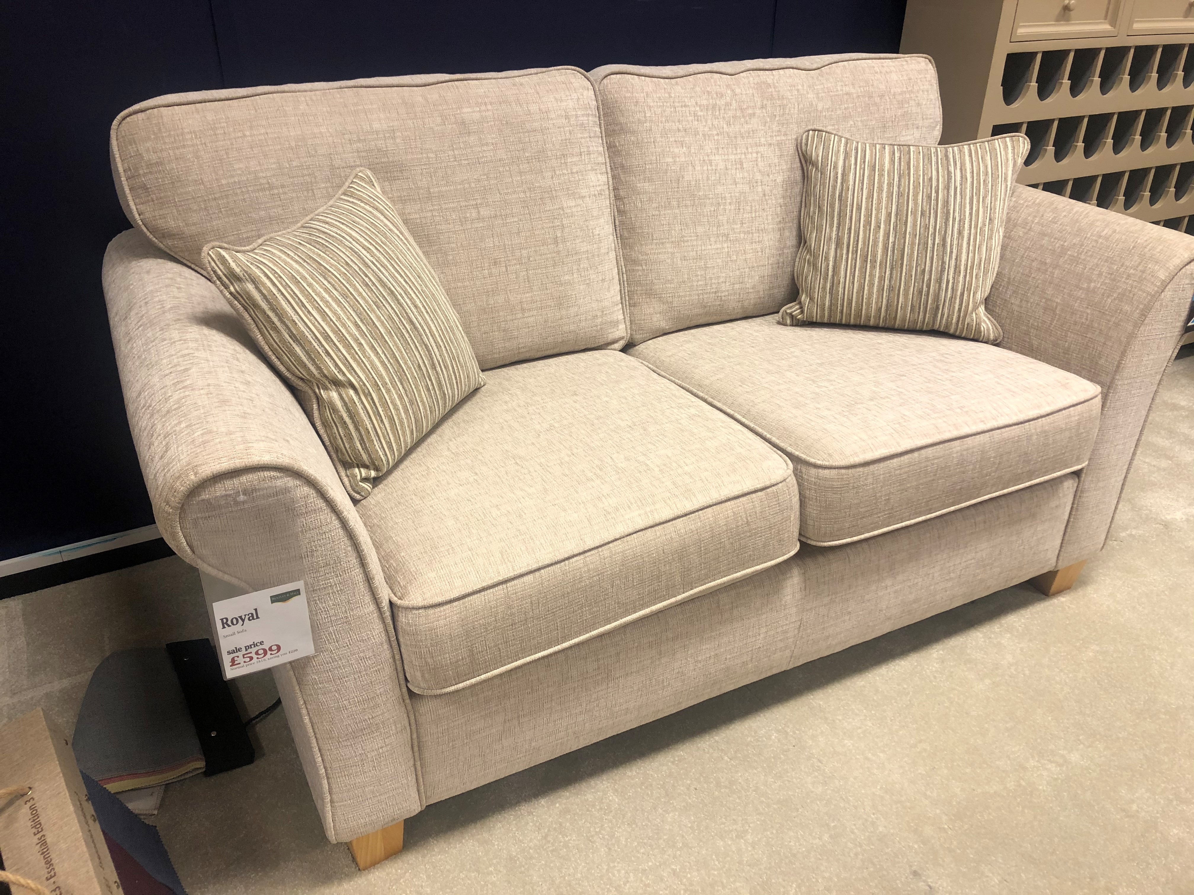 Royal 2 Seater Sofa