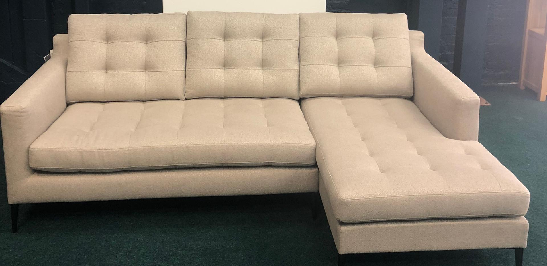 Draper Chaise Fabric