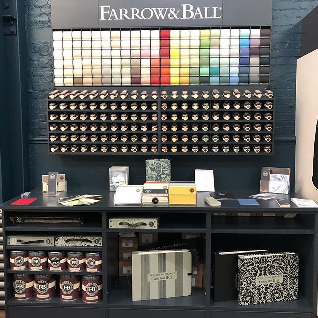 Farrow & Ball Paint and Wallpaper Department NOW OPEN #paint #wallpaper #farrowandball #hastings #bentleyandhall
