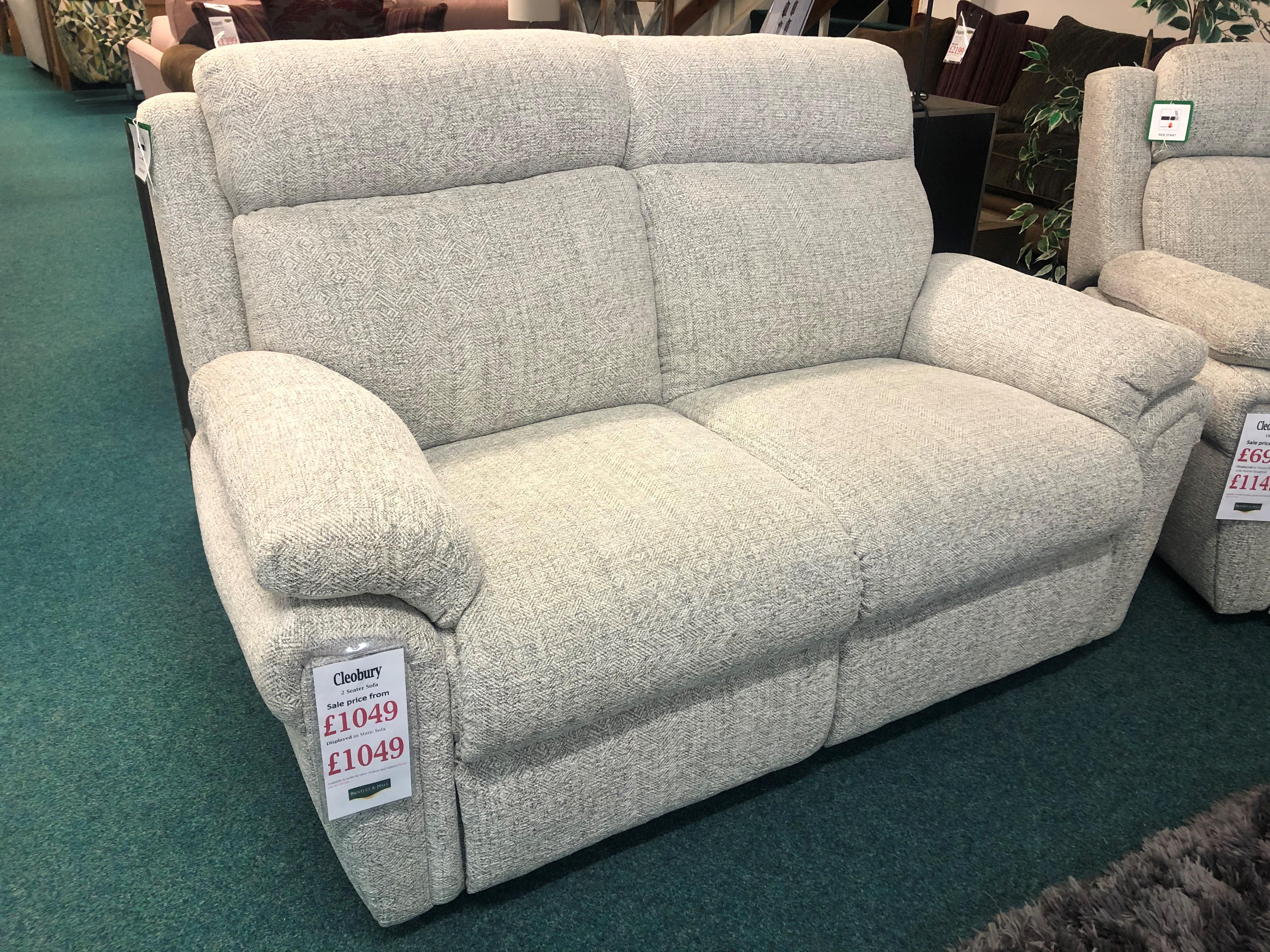 Cleobury Small Sofa