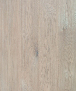 WHITE STAINED OAK BRUSHED & OILED