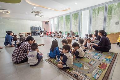 bambino preschool-school life