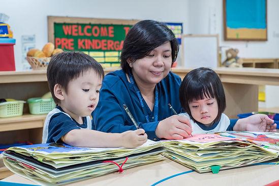 Bambino Preschool Jakarta-academics