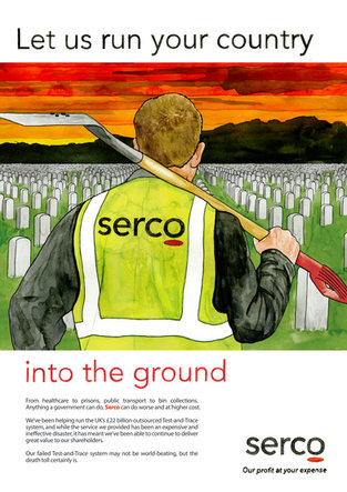 Secro: Let us run your country into the ground
