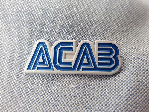 ACAB / SEGA enamel badge