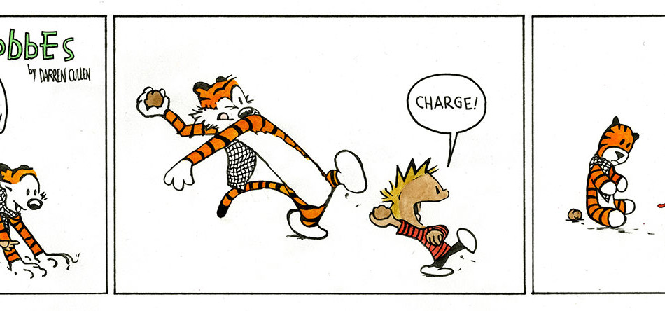 OMAR AND HOBBES