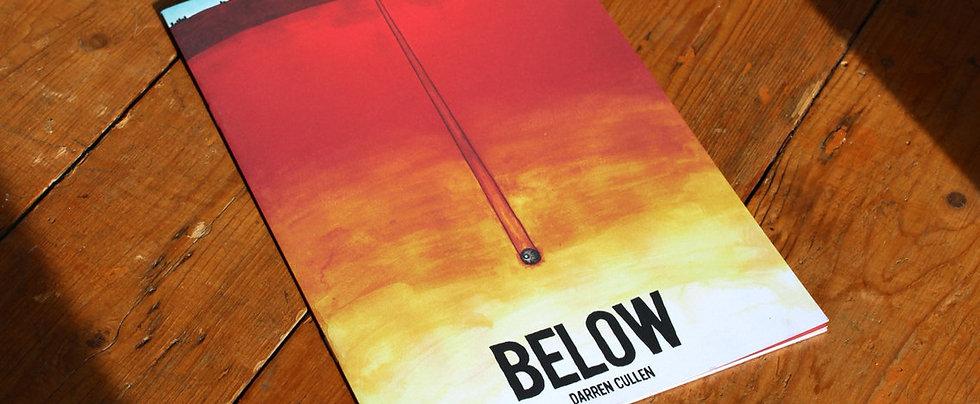 BELOW - a bleak sci-fi comic