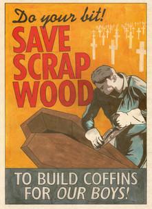 SAVE SCRAP WOOD