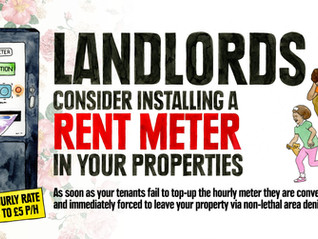 GREAT NEWS FOR LANDLORDS