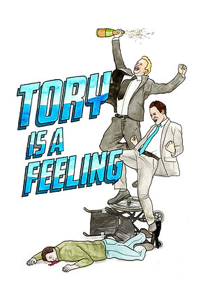Tory is a Feeling - Limited edition giclee print