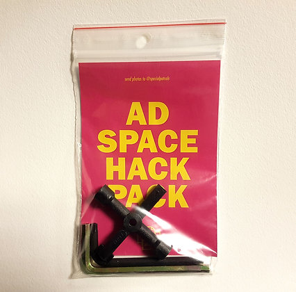 Ad Space Hack Pack