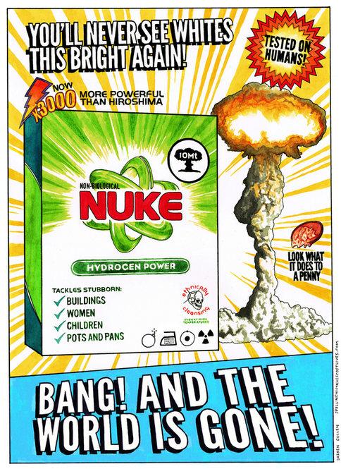 Nuclear Powder