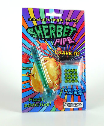 Sherbet Pipe - Limited edition artwork